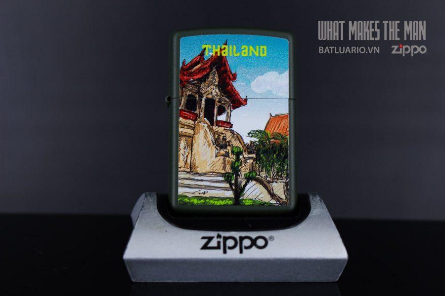 ZIPPO 221 THAILAND SIGHTS #3 2