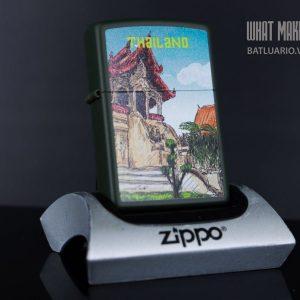 ZIPPO 221 THAILAND SIGHTS #3