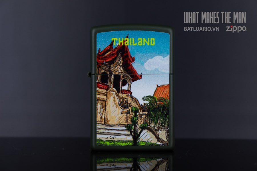ZIPPO 221 THAILAND SIGHTS #3 4
