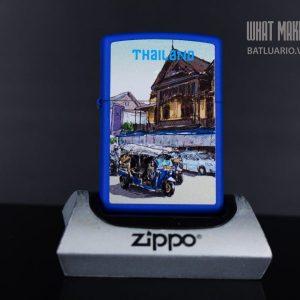 ZIPPO 229 THAILAND SIGHTS #4