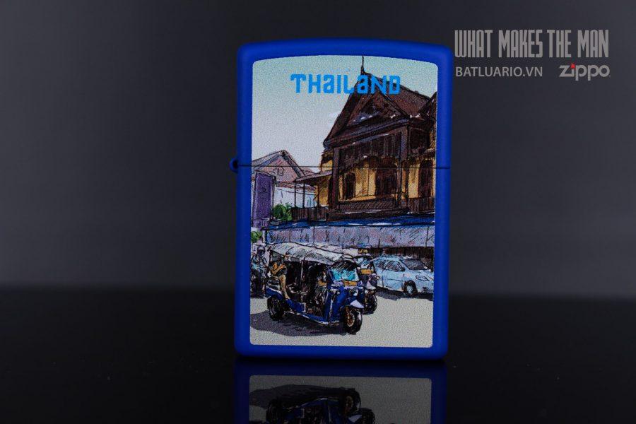 ZIPPO 229 THAILAND SIGHTS #4 5