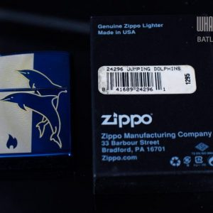 ZIPPO 24296 JUMPING DOLPHINS 1