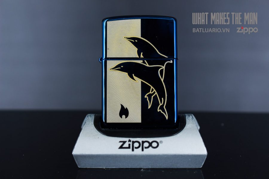 ZIPPO 24296 JUMPING DOLPHINS 2
