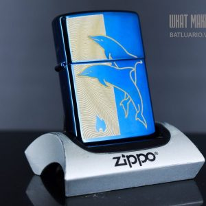 ZIPPO 24296 JUMPING DOLPHINS