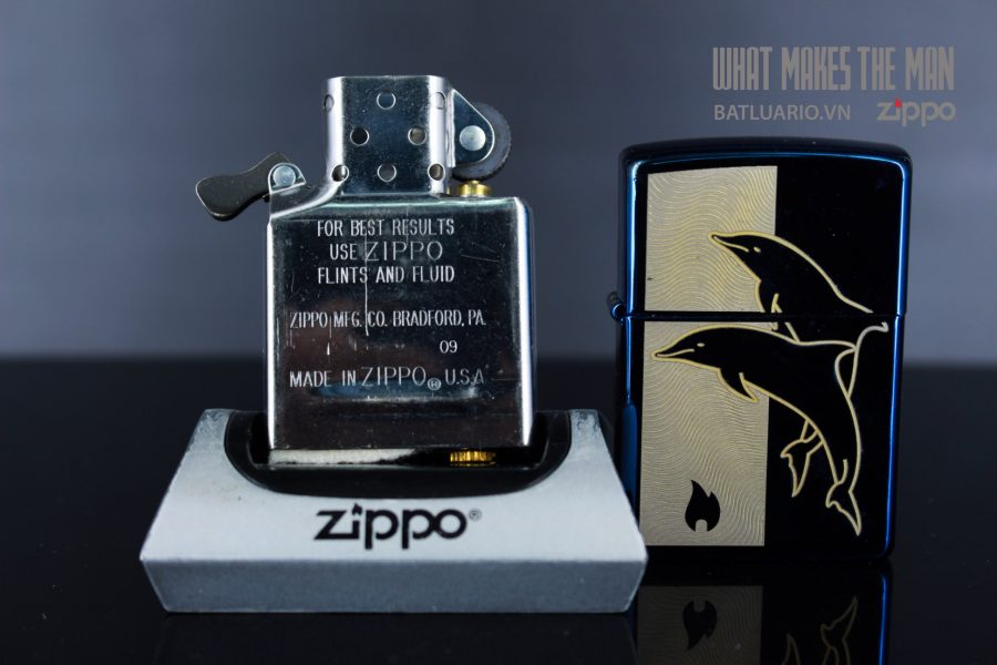 ZIPPO 24296 JUMPING DOLPHINS 5