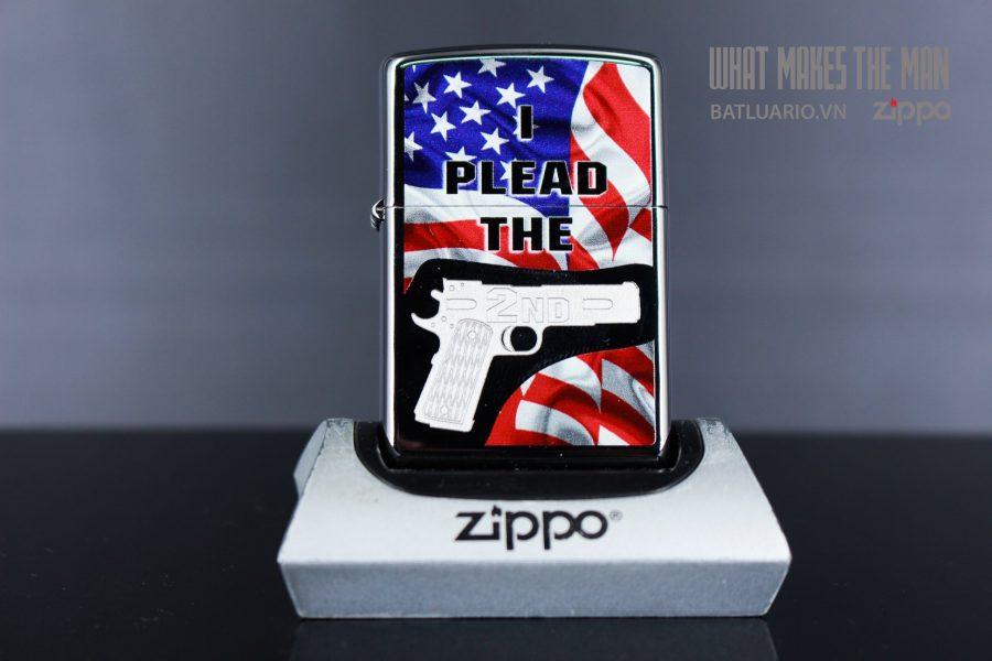 ZIPPO 250 2ND AMENDMENT PLEAD 2