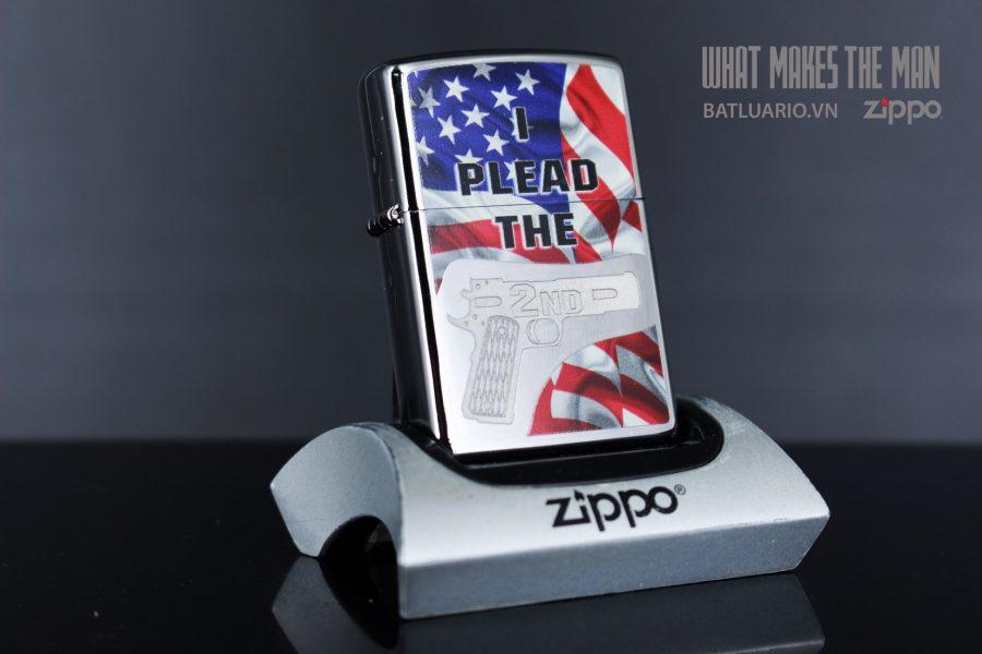 ZIPPO 250 2ND AMENDMENT PLEAD