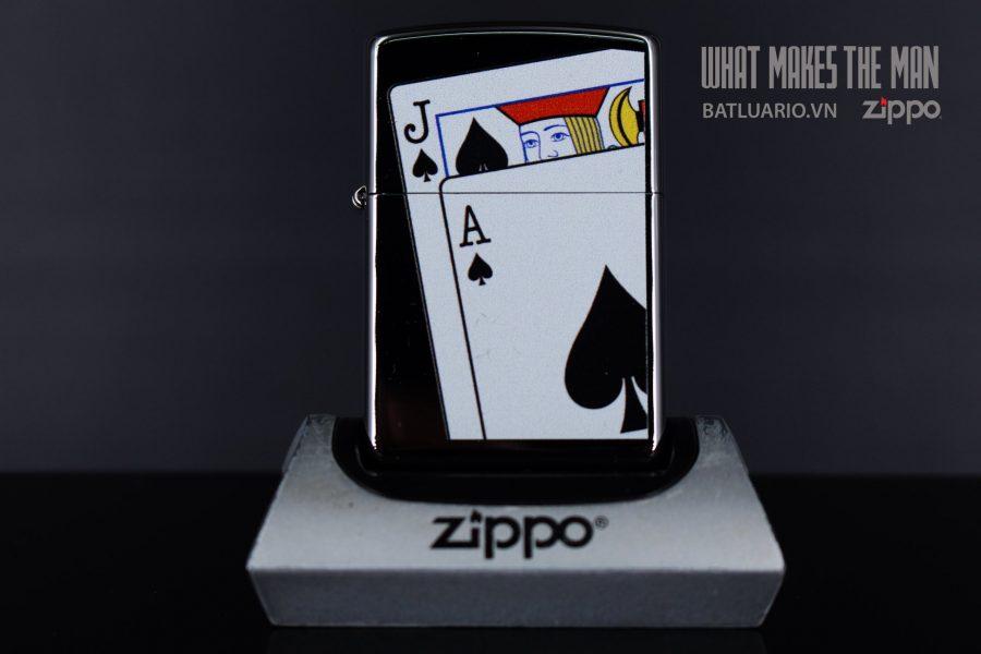 ZIPPO 250 ACEJACK 1