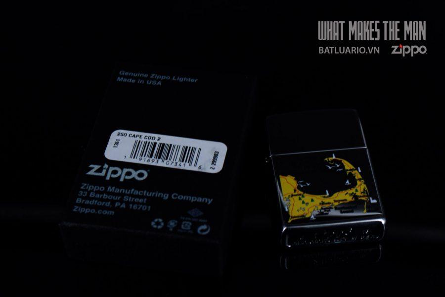 ZIPPO 250 CAPE COD 1
