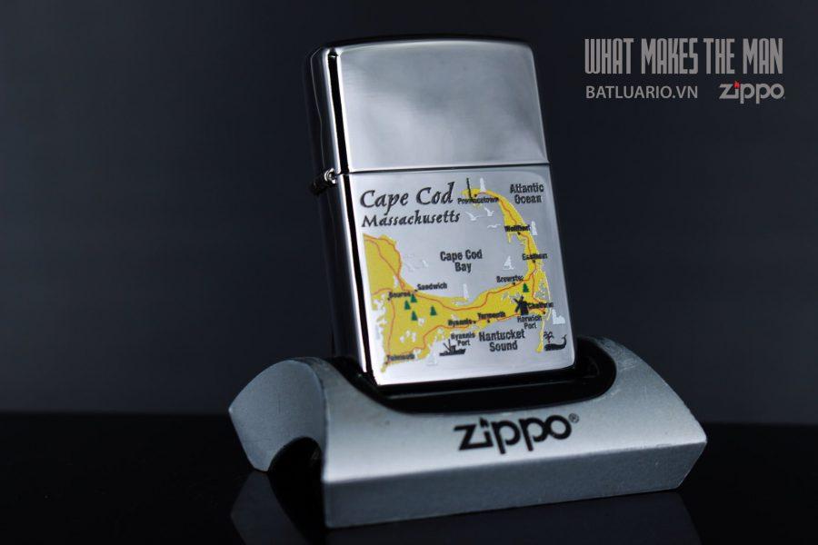 ZIPPO 250 CAPE COD