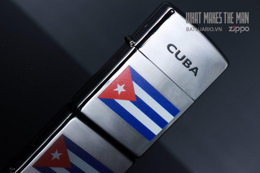 ZIPPO 250 CUBIAN FLAG 4