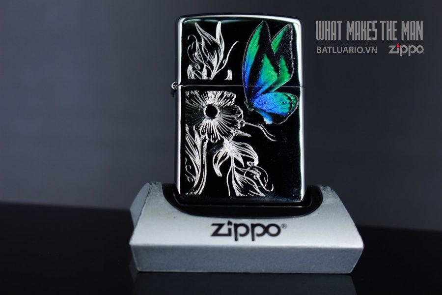 ZIPPO 250 DAZZLING BUTTERFLY 3