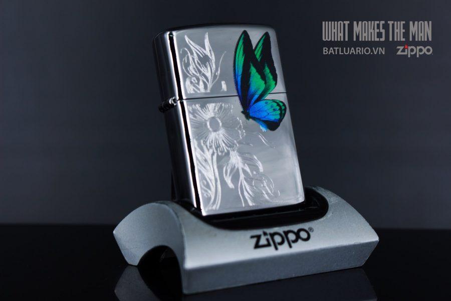 ZIPPO 250 DAZZLING BUTTERFLY