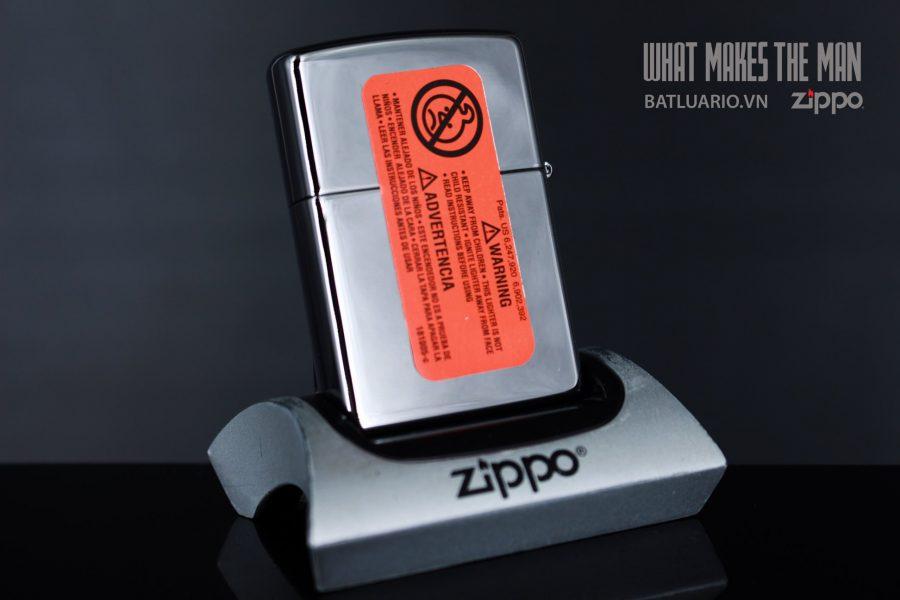 ZIPPO 250 DAZZLING CLOVER 4