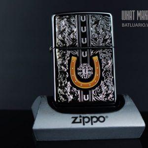 ZIPPO 250 DAZZLING HORSESHOE 1