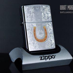 ZIPPO 250 DAZZLING HORSESHOE