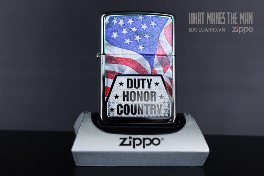 ZIPPO 250 DUTY HONOR COUNTRY 2