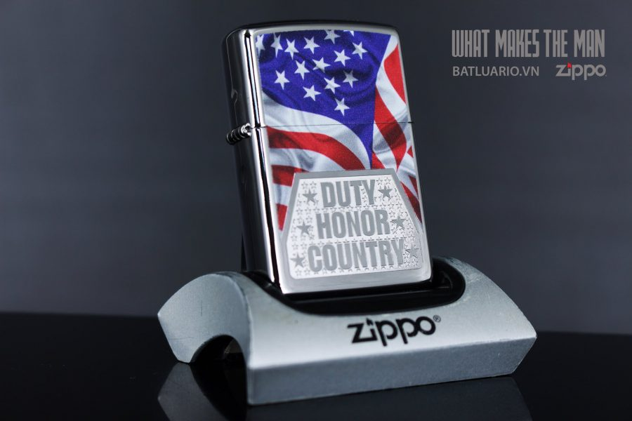 ZIPPO 250 DUTY HONOR COUNTRY