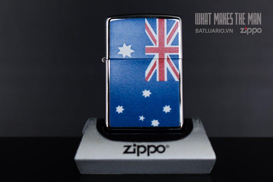 ZIPPO 250 FLAG OF AUSTRALIA 2