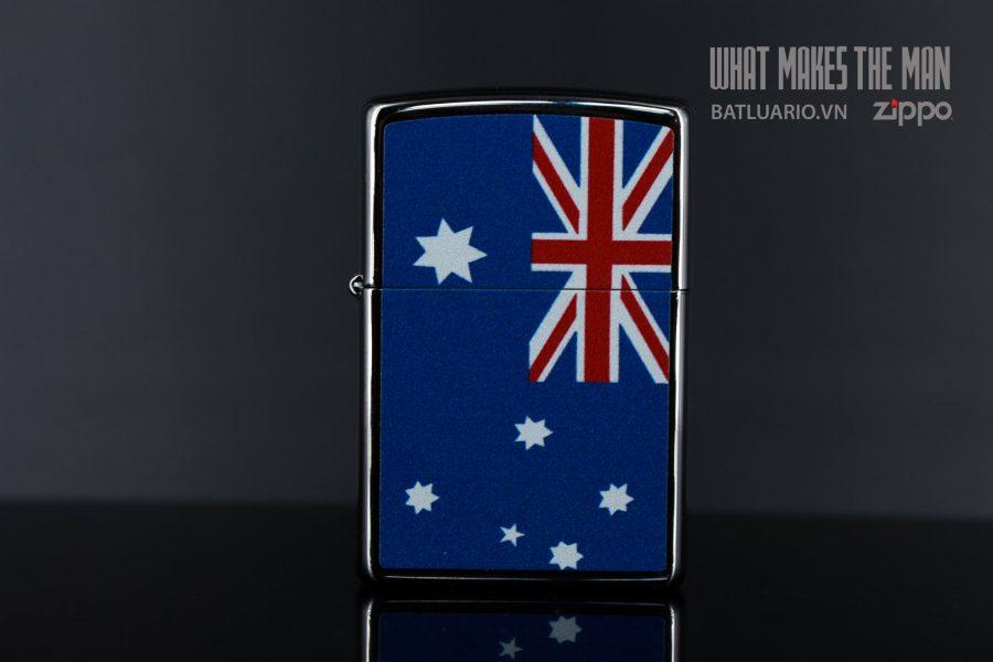 ZIPPO 250 FLAG OF AUSTRALIA 4