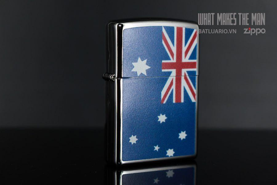 ZIPPO 250 FLAG OF AUSTRALIA 6
