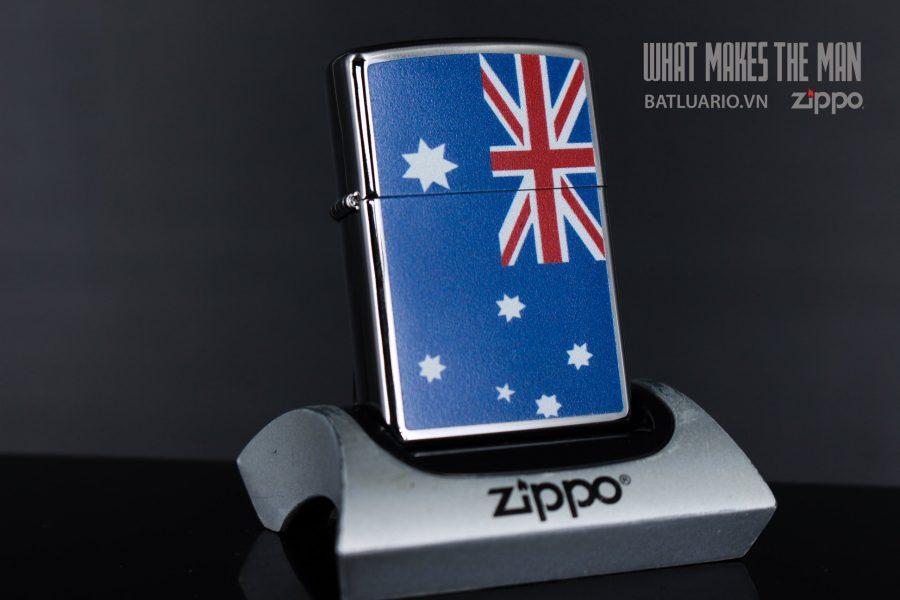 ZIPPO 250 FLAG OF AUSTRALIA