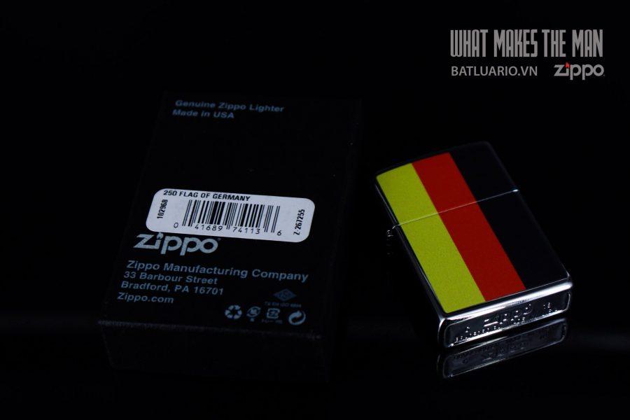 ZIPPO 250 FLAG OF GERMANY 1