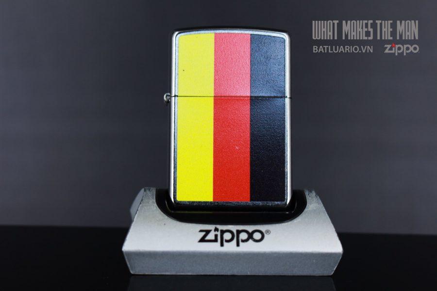 ZIPPO 250 FLAG OF GERMANY 2