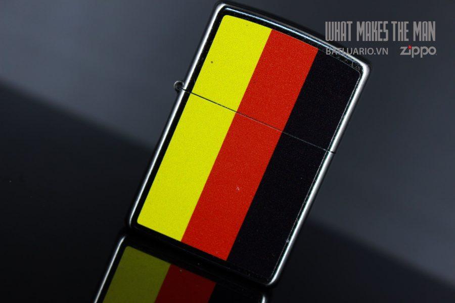 ZIPPO 250 FLAG OF GERMANY 5