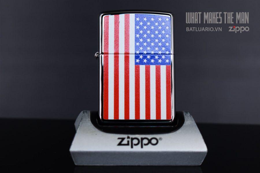 ZIPPO 250 FLAG OF THE UNITED STATES 2