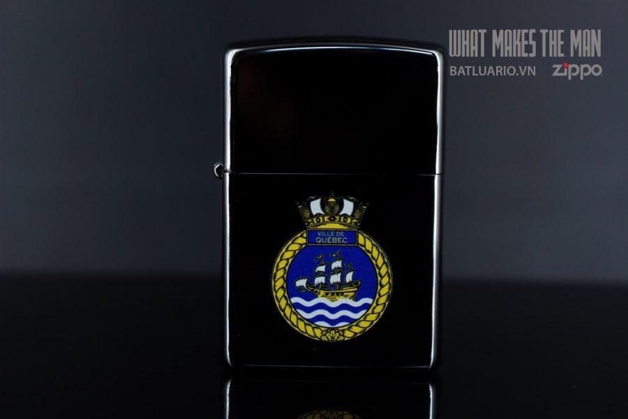ZIPPO 250 HMCS VILLE DE QUEBEC 3