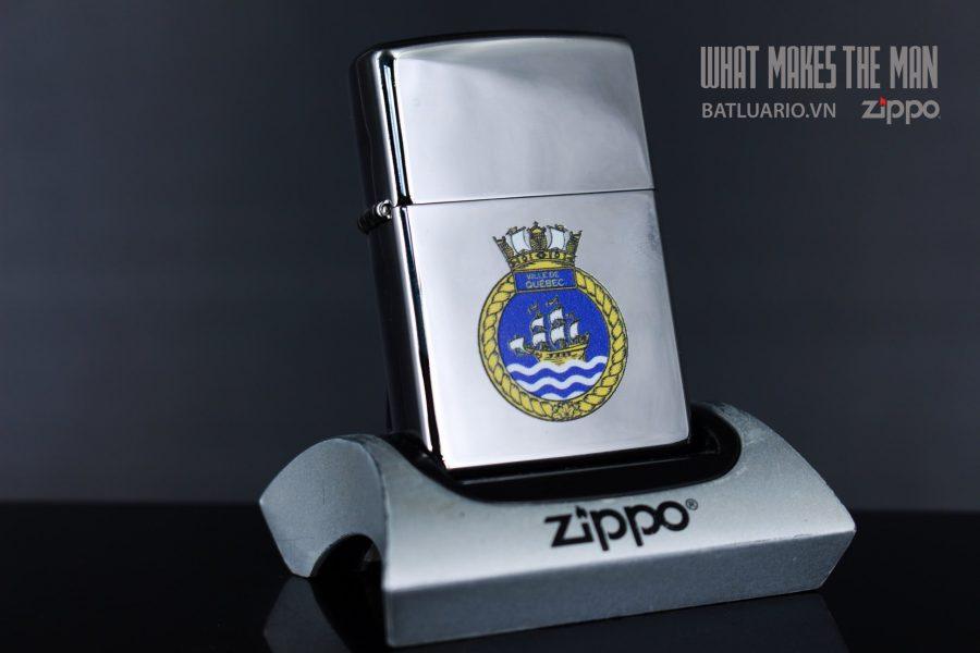 ZIPPO 250 HMCS VILLE DE QUEBEC