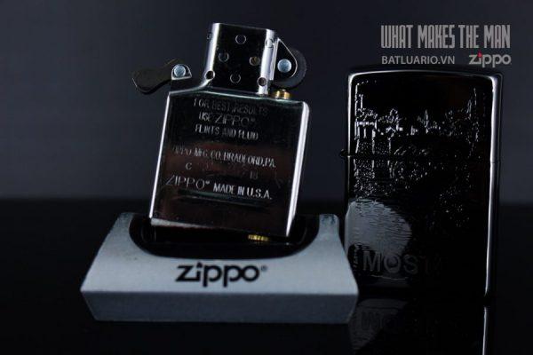 ZIPPO 250 MOSTAR DESIGN 3