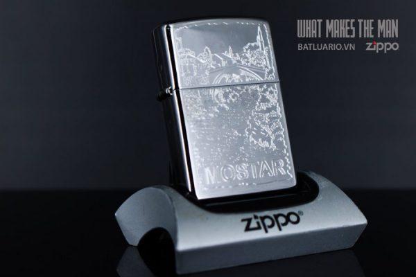 ZIPPO 250 MOSTAR DESIGN