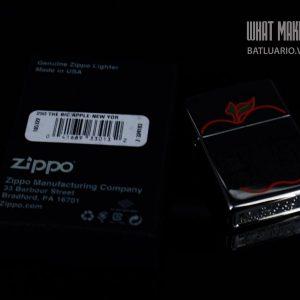 ZIPPO 250 THE PIG APPLE NEW YORK 1