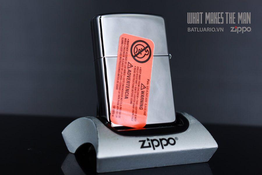 ZIPPO 250 TIGER RED 3