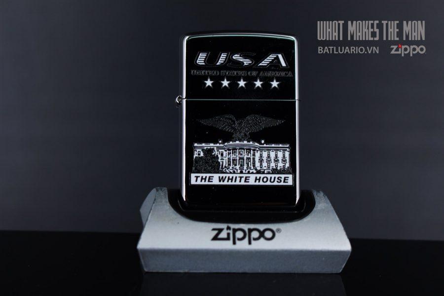 ZIPPO 250 USA WHITE HOUSE 2
