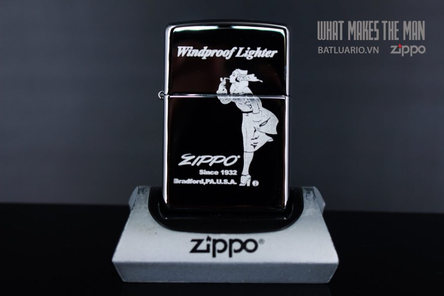 ZIPPO 250 WINDPROOF LIGHTER 1