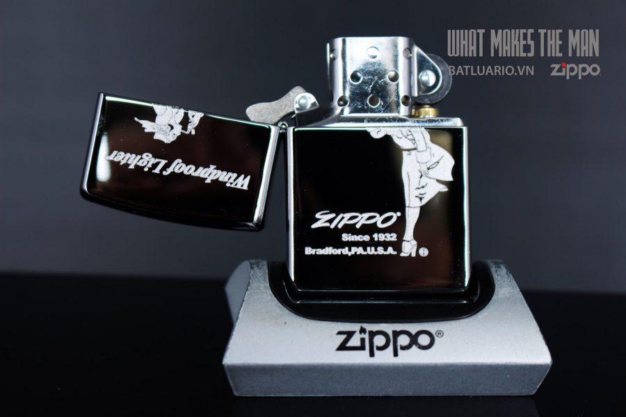 ZIPPO 250 WINDPROOF LIGHTER 2
