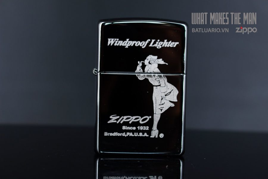 ZIPPO 250 WINDPROOF LIGHTER 4