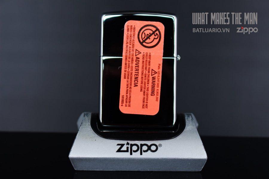 ZIPPO 250 WINDY IN ROME 3