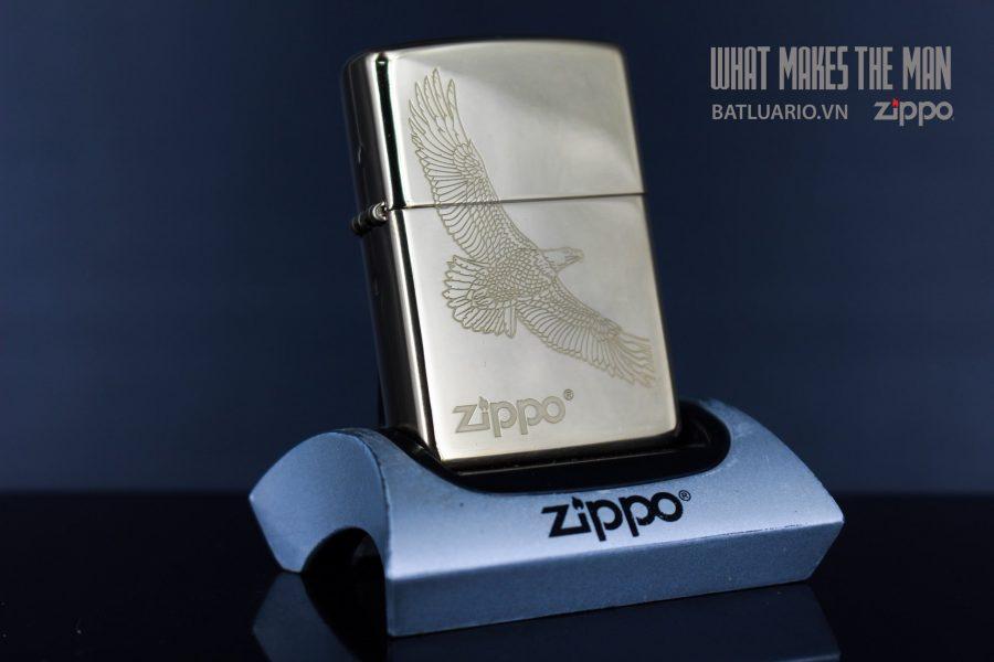 ZIPPO 254B EAGLE ZIPPO