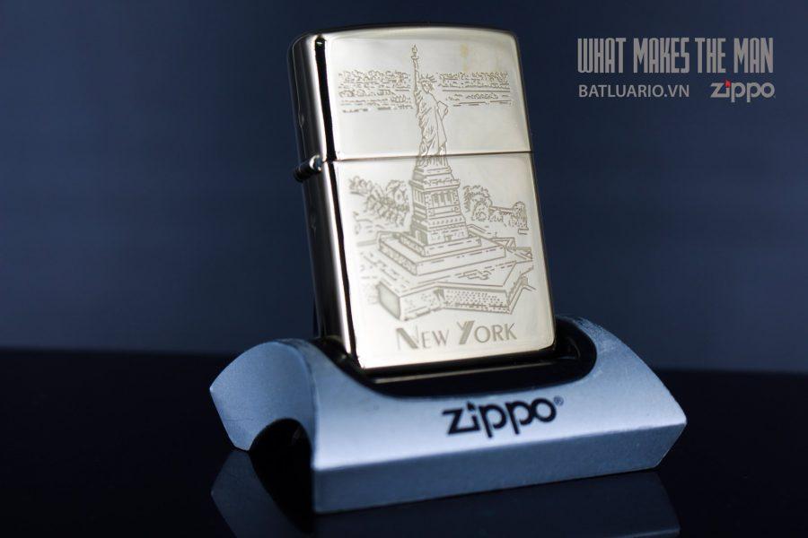 ZIPPO 254B STATUE OF LIBERTY