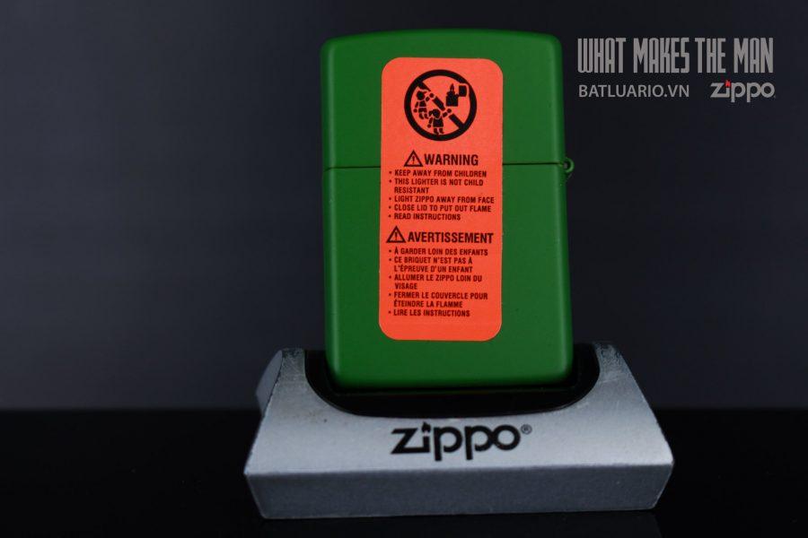 ZIPPO ZIPPO 228 SMOKER'S CLOCK 3