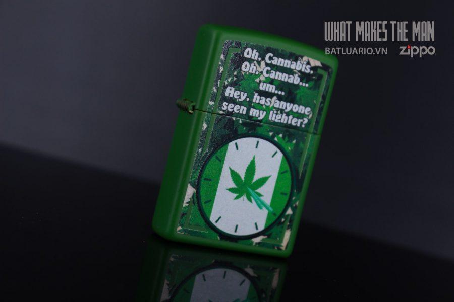 ZIPPO ZIPPO 228 SMOKER'S CLOCK 5