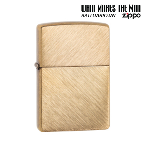 Zippo 29830 - Zippo Regular Herringbone Sweep Brass