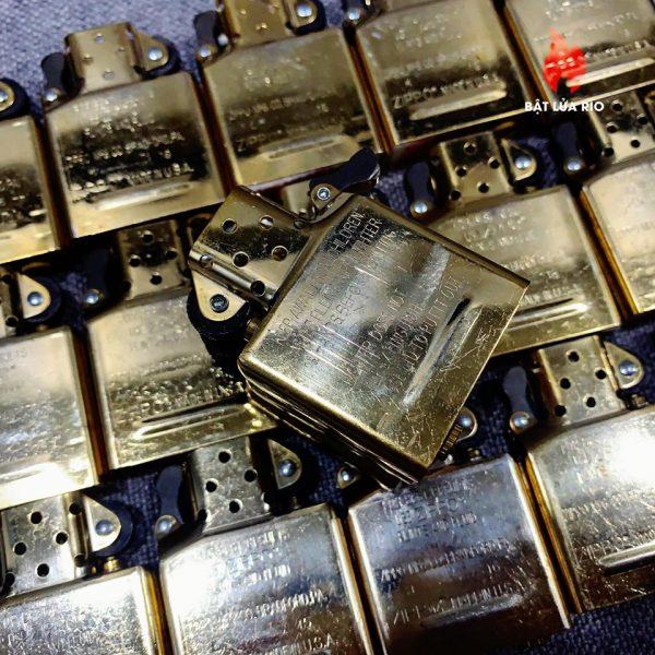 Ruột Zippo mới chính hãng USA - màu vàng 9