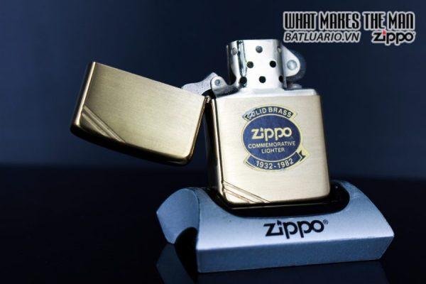 ZIPPO 1932 – 1982 – COMMEMORATIVE – 50TH ANNIVERSARY 4