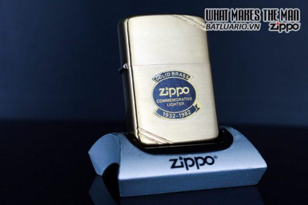 ZIPPO 1932 – 1982 – COMMEMORATIVE – 50TH ANNIVERSARY