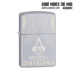 Zippo 29785 - Zippo Assassins Creed Origins Satin Chrome